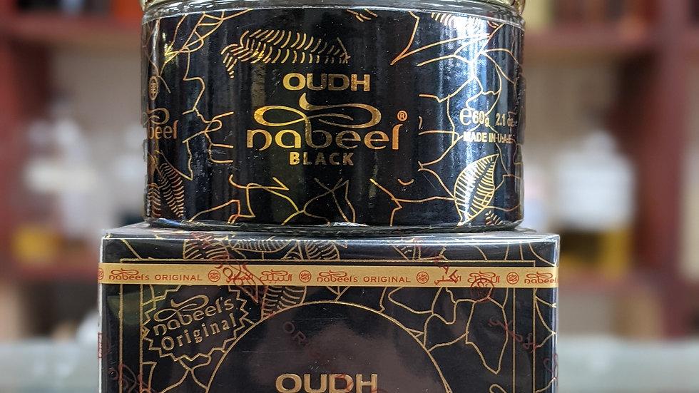 Oudh Nabeel Black 60g