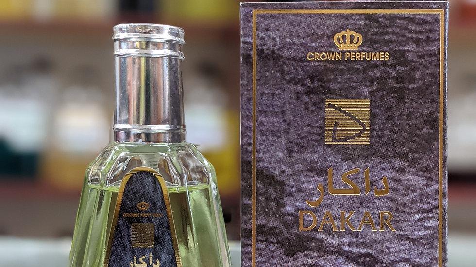 Al-Rehab Dakar 50mL Perfume Spray
