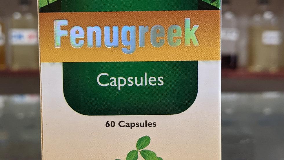 Herboganic Fenugreek 60 Capsules