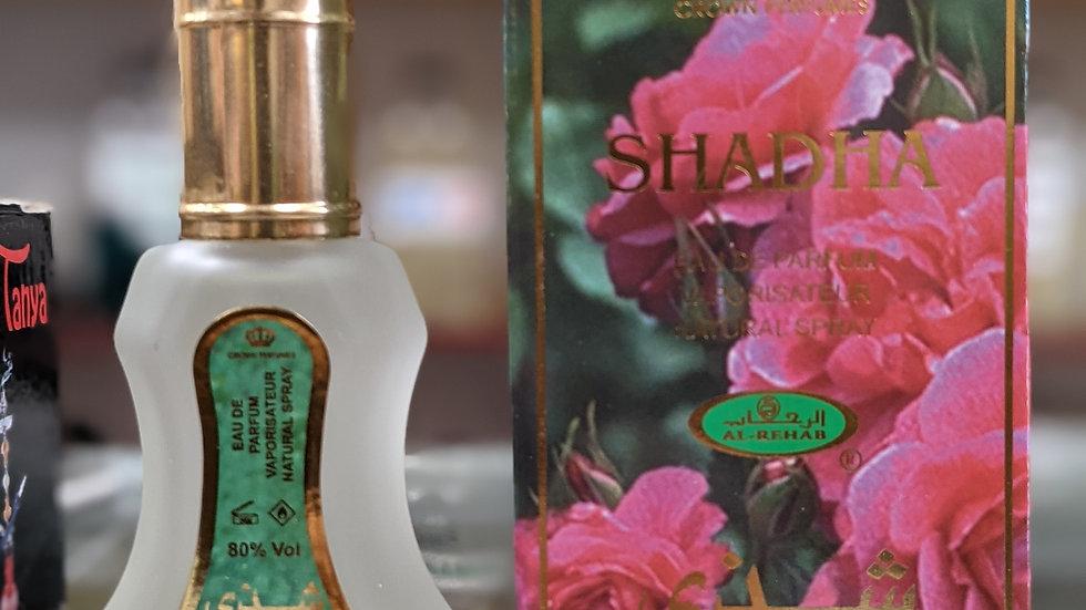 Al-Rehab Shadha 35mL Perfume Spray