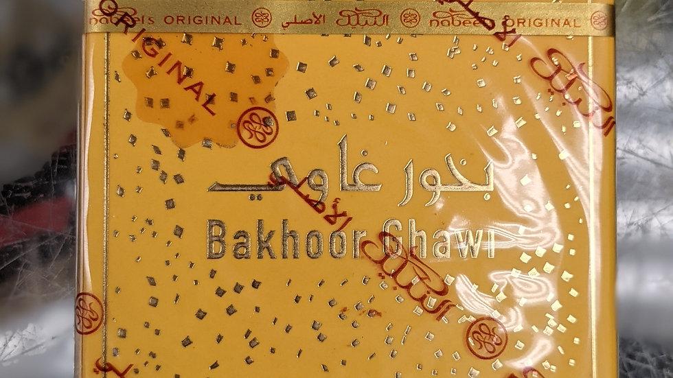 Bakhoor Ghawi 3/6 pcs