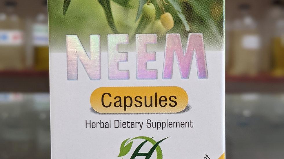 Herboganic Neem 60 Capsules