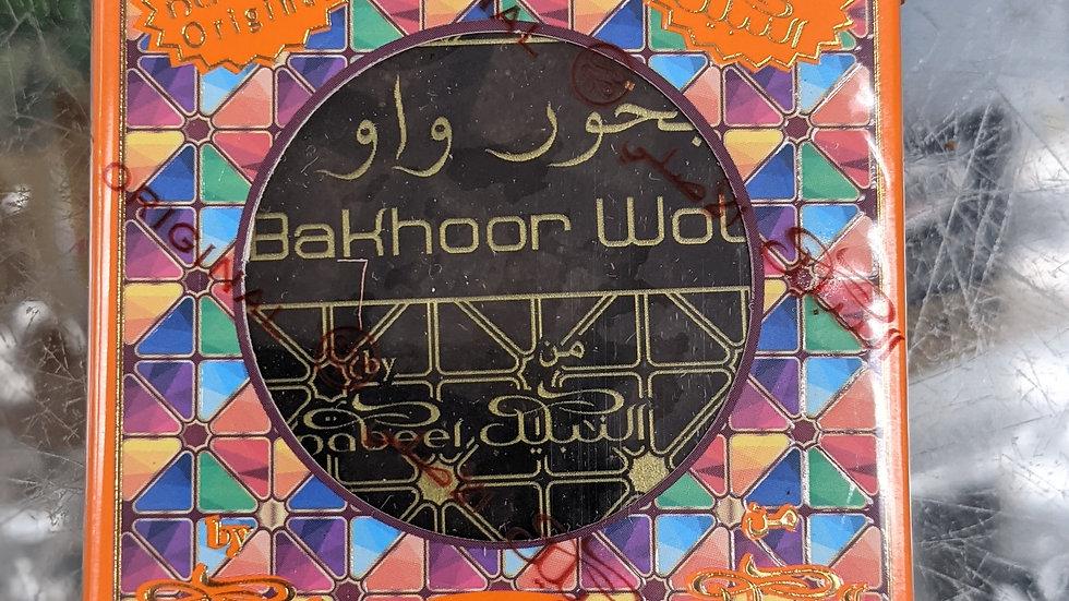 Nabeel Bakhoor Wow 3/6 pcs
