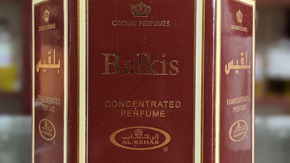 Balkis Concentrated Perfume(Roll On) 6x6mL