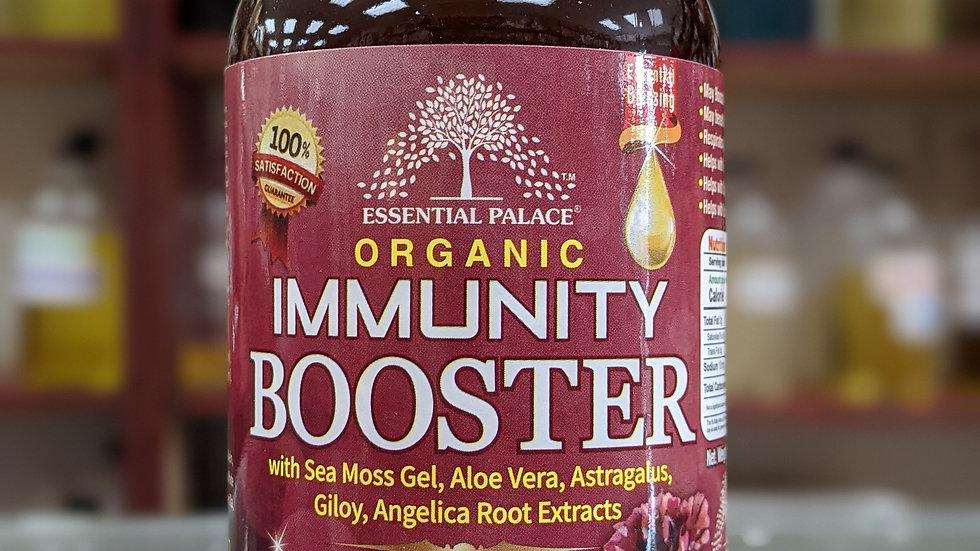Organic Immunity Booster with Sea Moss Gel, Aloe Vera,