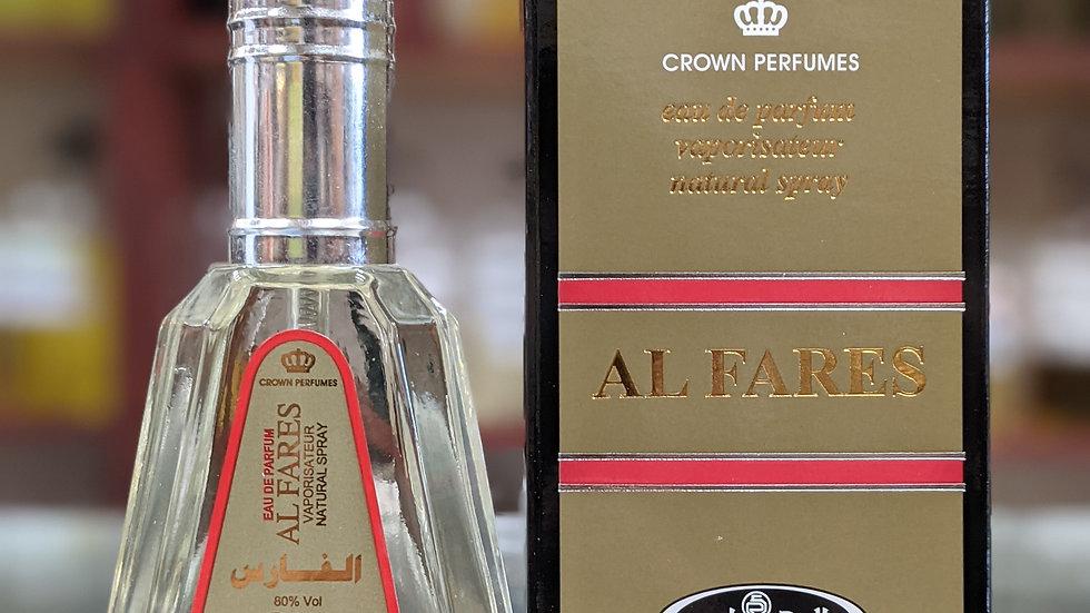 Al-Rehab Al Fares 50mL Perfume Spray