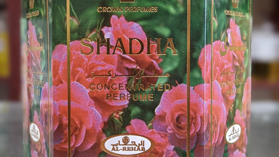Shadha Concentrated Perfume(Roll On) 6x6mL