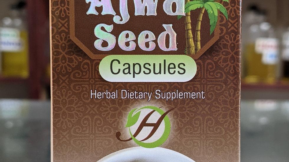 Herboganic Ajwa Seed 60 Capsules