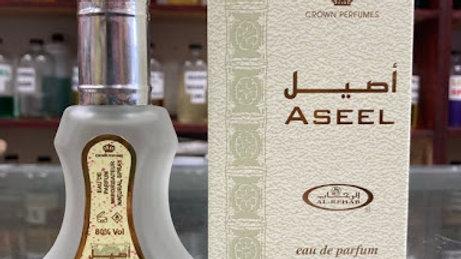 Al-Rehab Aseel 35mL Perfume Spray