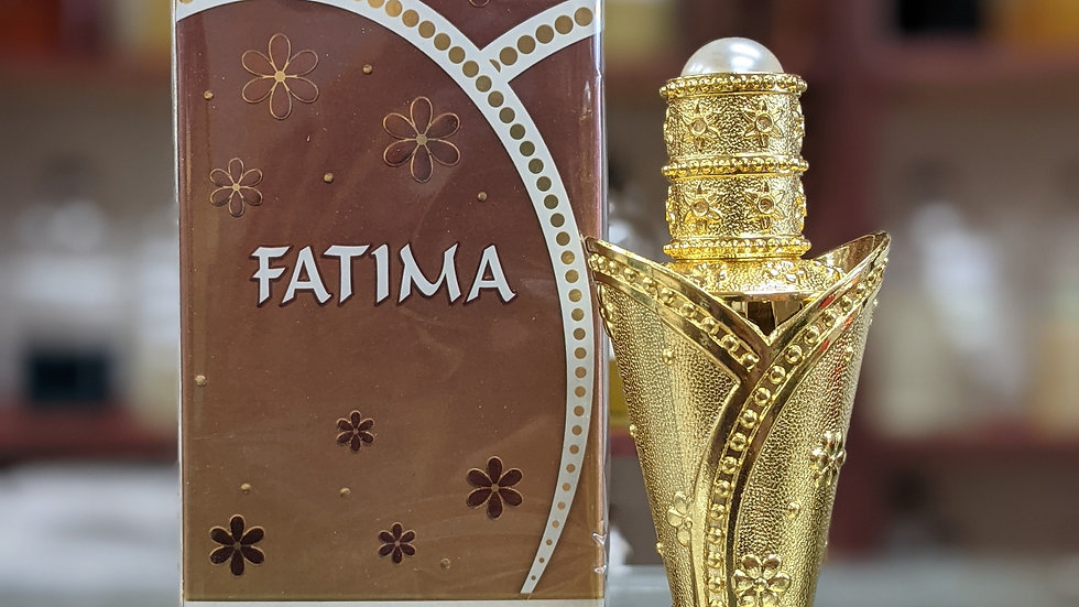 Fatima Concentrated Perfume 15mL