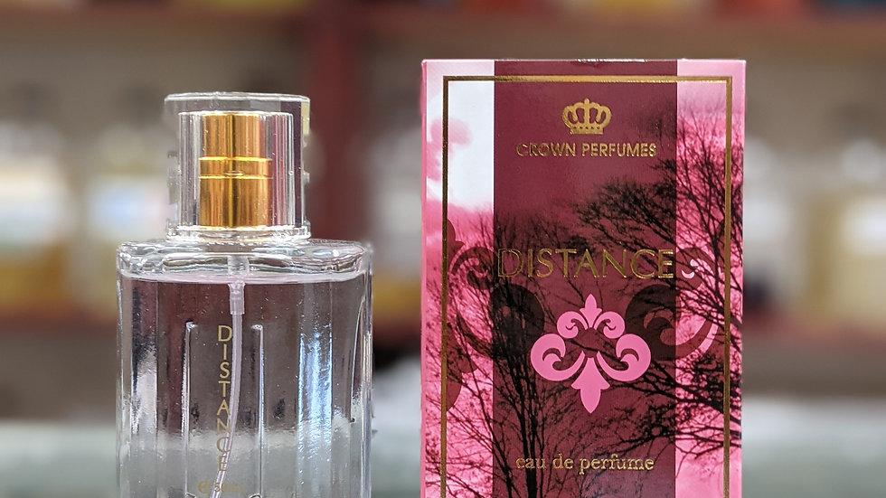 Al-Rehab Distance 50mL Perfume Spray