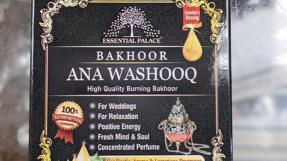 Bakhoor Ana Washooq 3/6 pcs