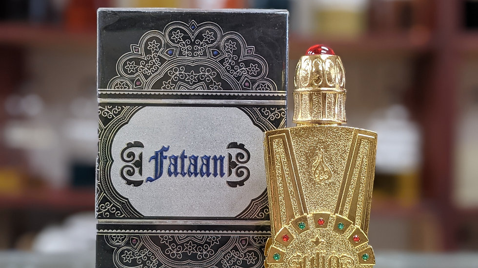 Fataan Concentrated Oil Perfume 18mL