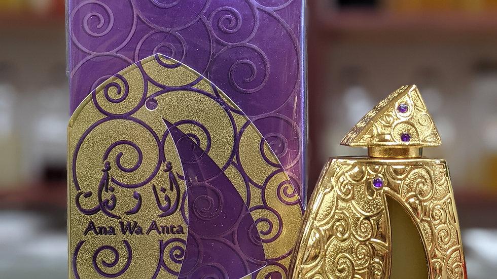 Ana Wa Anta Concentrated Oil Perfume 20mL