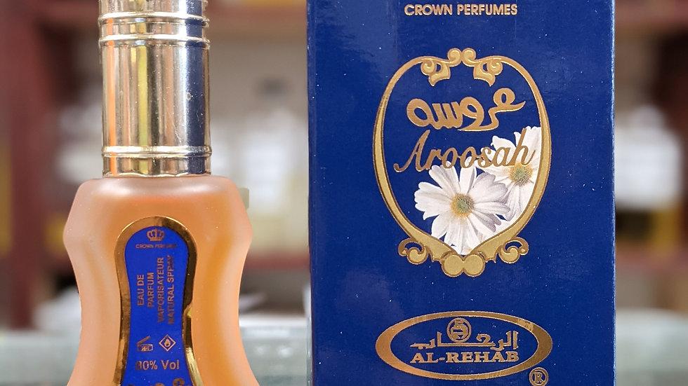 Al-Rehab Aroosah 35mL Perfume Spray