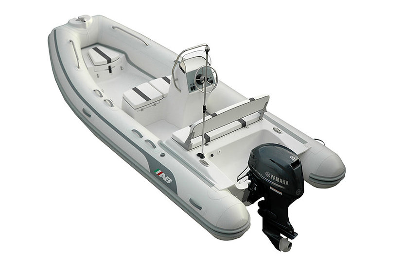 AB Inflatables - Oceanus 14 VST