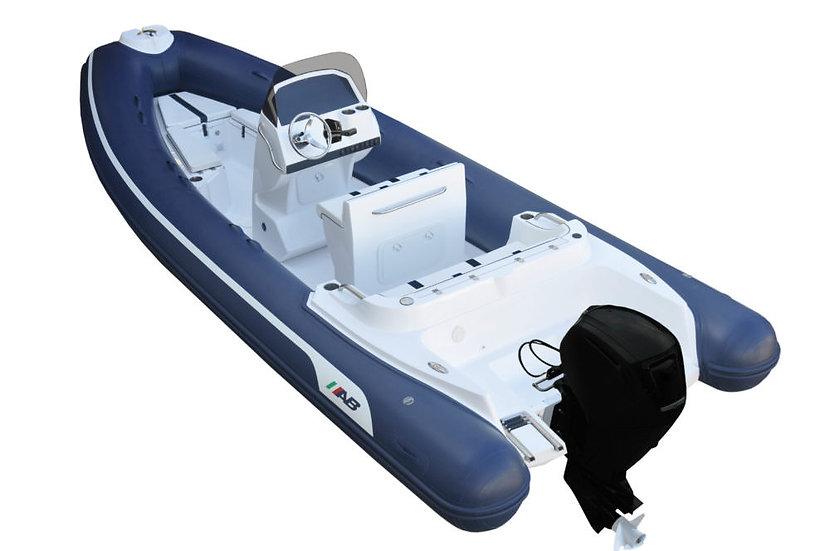 AB Inflatables - Oceanus 21 VST