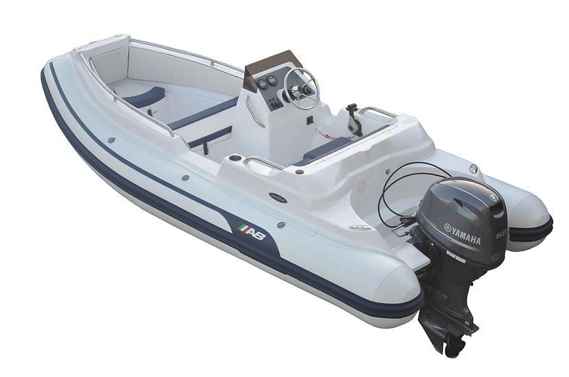 AB Inflatables - Nautilus 14 DLX