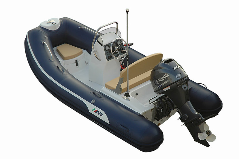 AB Inflatables - Oceanus 11 VST