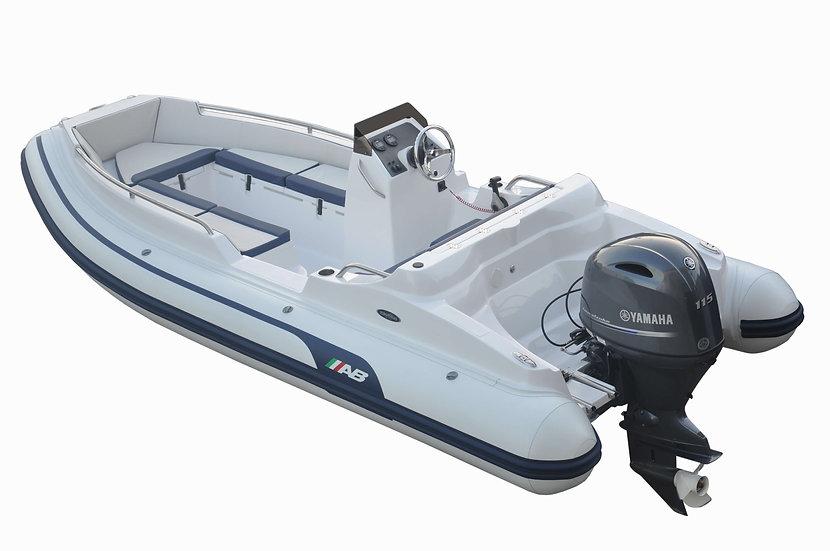AB Inflatables - Nautilus 17 DLX