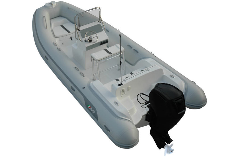 AB Inflatables - Oceanus 19 VST