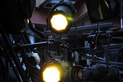 Installation technique d'éclairage