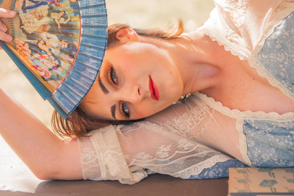 Madeline  Model Portraits by Jocelyne Be