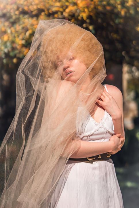 Angel Model Portraits by Jocelyne Berume