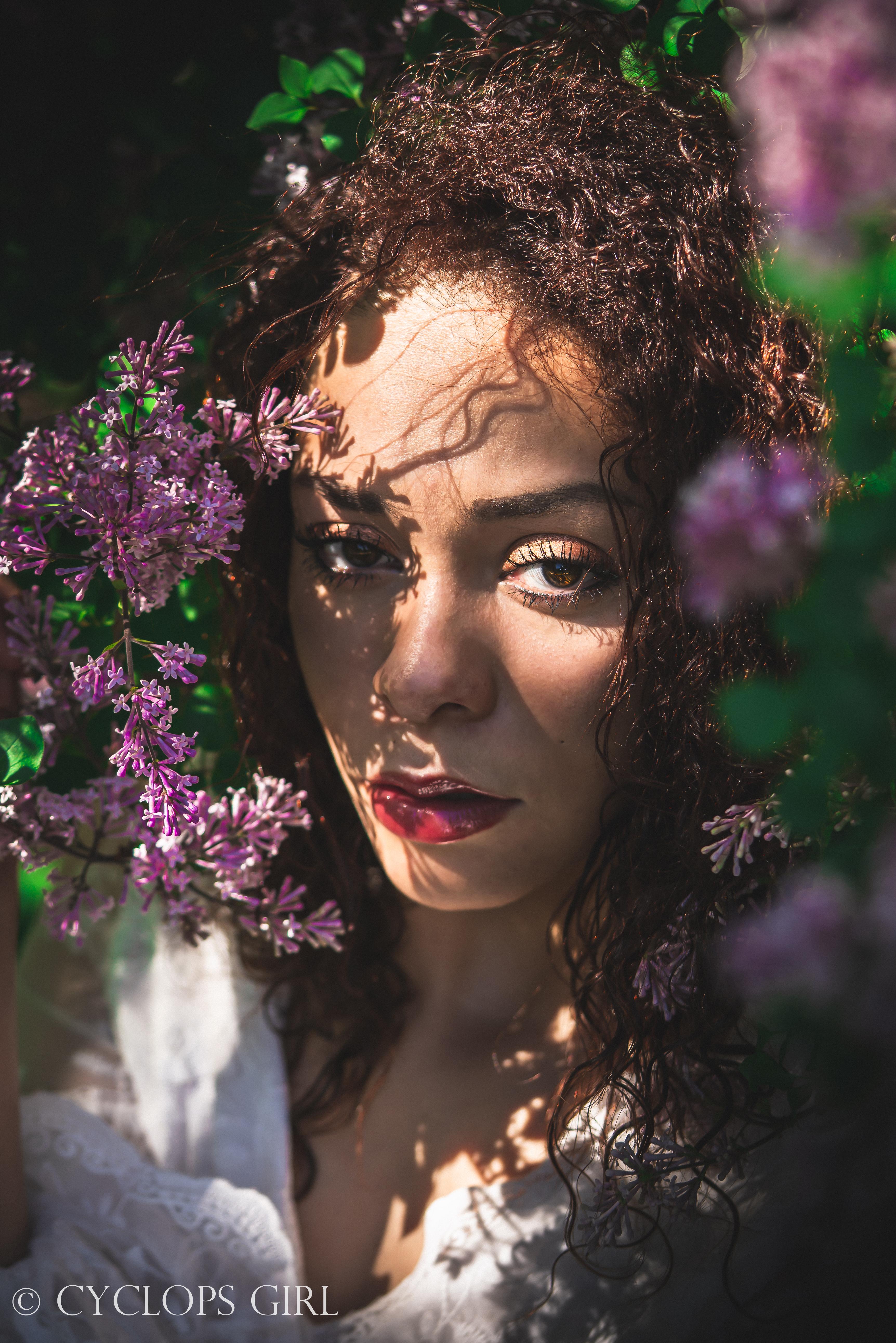 April Model Portrait