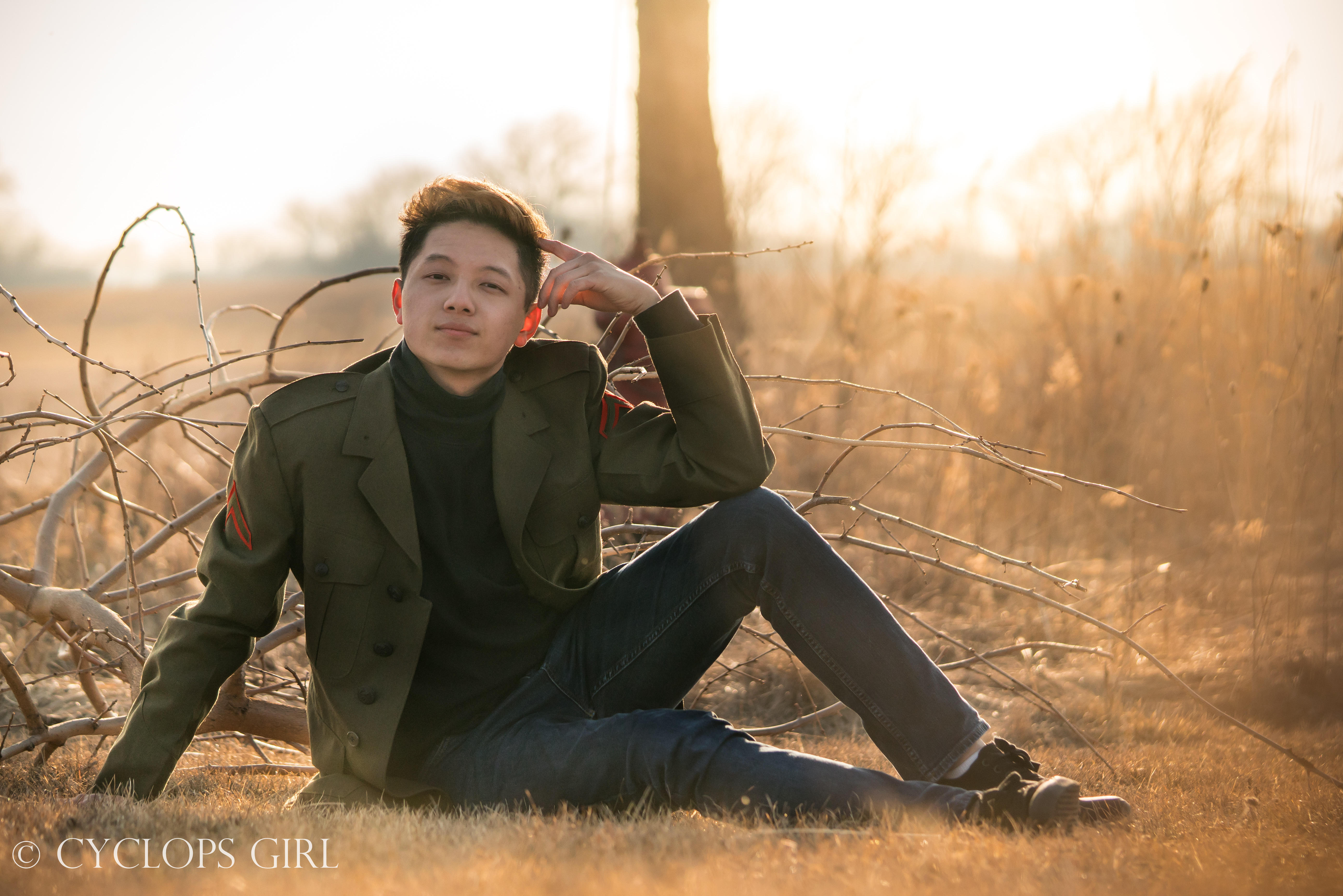 Nathan model portrait photoshoot in Green Bay by Cyclops Girl-023