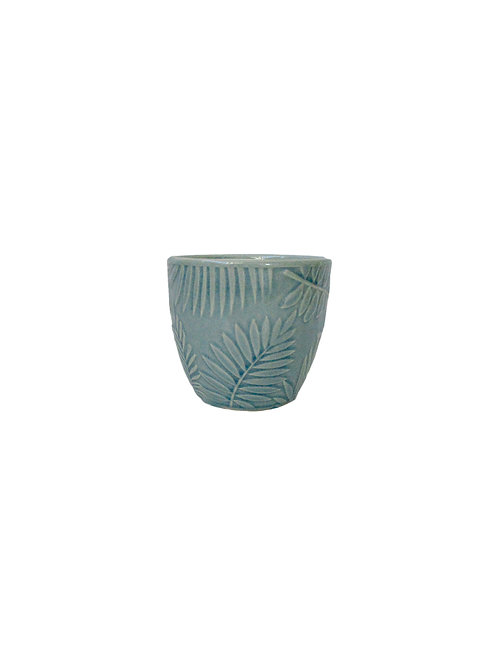 Tropical Leaf Planter, Small
