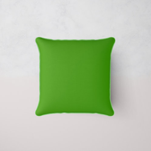 Colour Match Chenille Cushion - Macaroon Delight