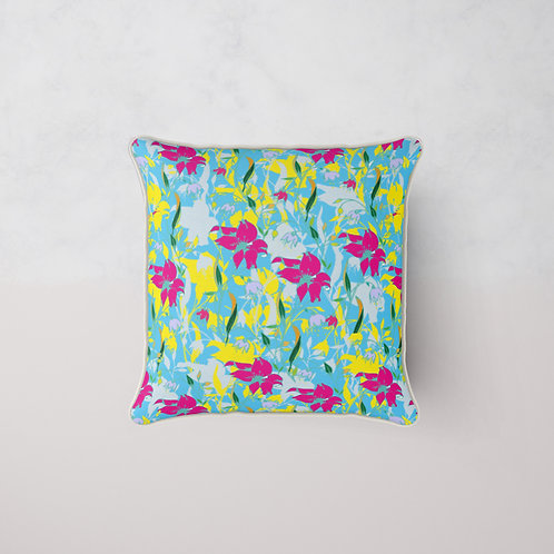 Desert Lilly Cushion - Maya Sunrise