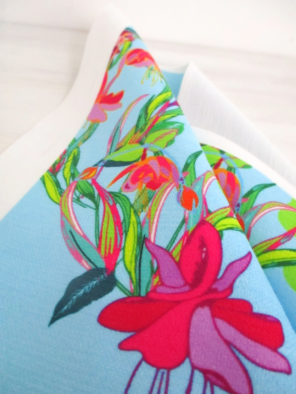 Frantasia Haze Fabrics, Harrogate, Interiors