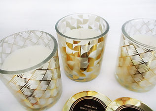 Luxury Scented Candle Set