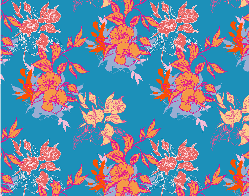 Frantasia Haze Interior Design. Fabrics, Harrogate Interiors. Surface Pattern Designer.