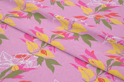 Hibiscus Leaf, Rose Hibiscus