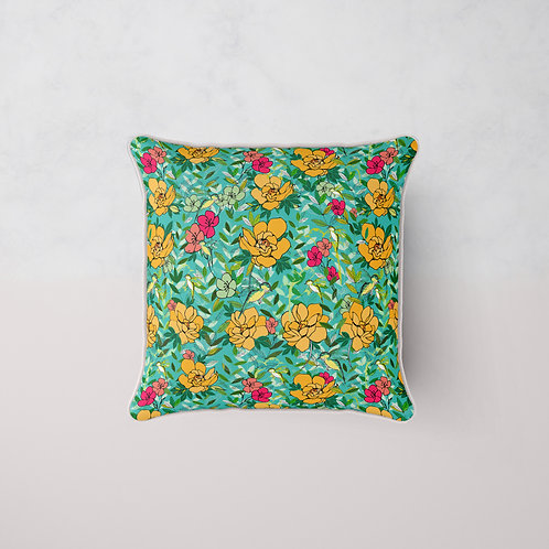 Jungle Afternoon Tea Cushion - Jungle Sundae