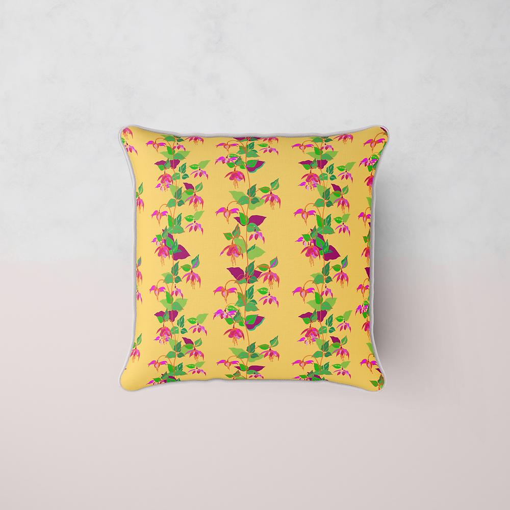 Frantasia Haze Cushions. Floral Cushions. Luxury Cushions. Bespoke Cushions.