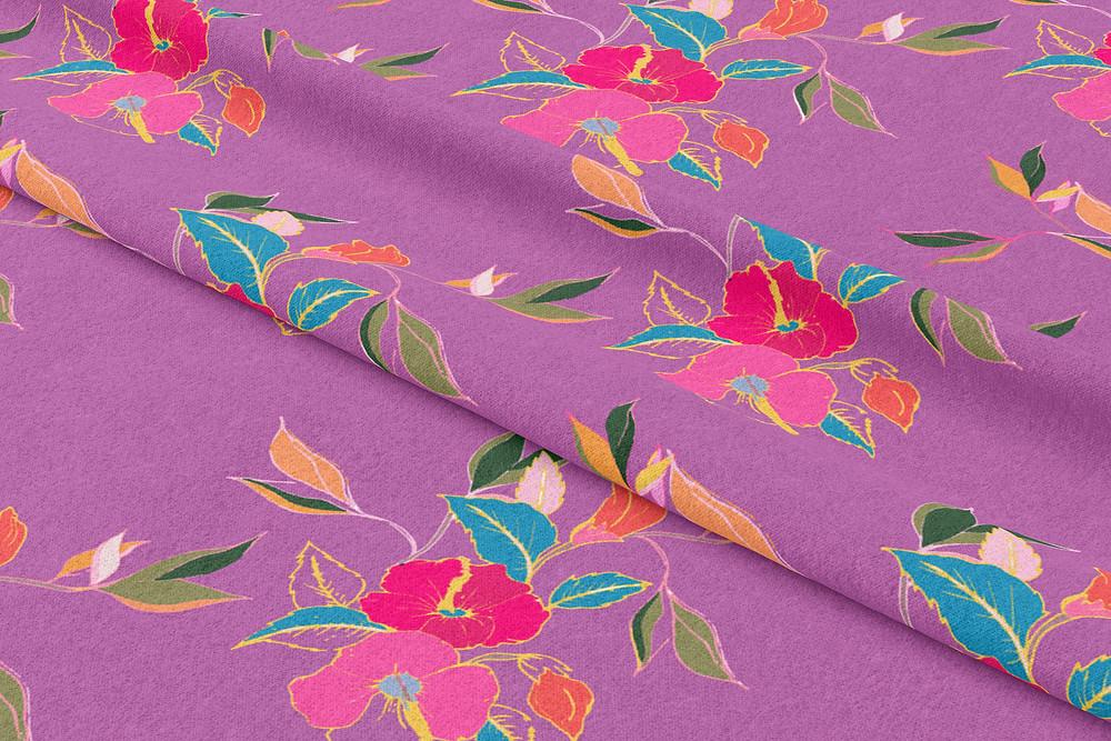 Frantasia Haze Fabrics, Floral Fabrics, Fabric Designer, Surface Pattern Designer, Harrogate Interior Fabrics, Interior Fabric, Colourful Fabric, Bold Fabric, Floral Fabric, Luxury Fabrics