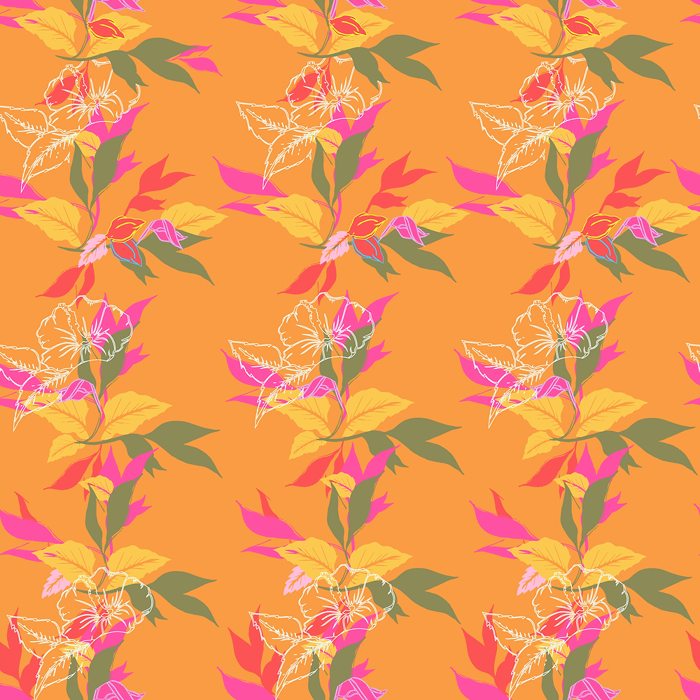 Bold Curtain Fabric. Colourful Fabric. Interior Fabric, Harrogate