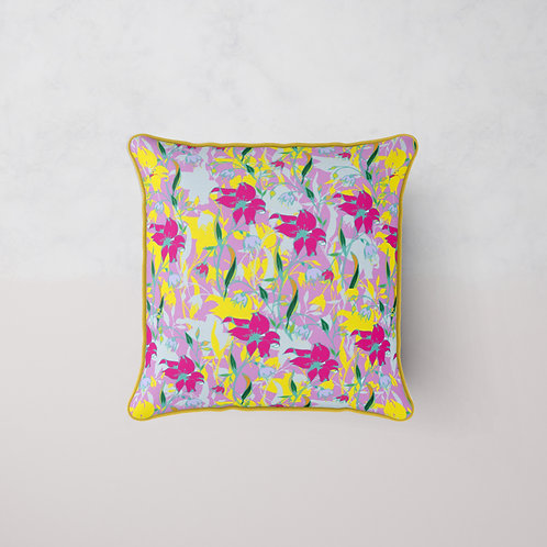 Desert Lilly Cushion - Lilia Lilly Zest