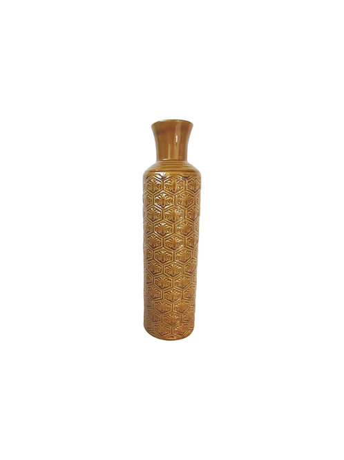 Honeycomb Bee Vase, Large