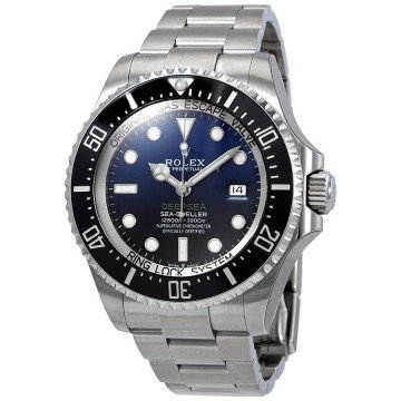 Rolex Deepsea D-Blue Dial Automatic Men's Stainless Steel Oyster