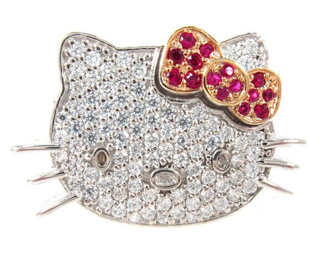Hello Kitty Ruby Diamond
