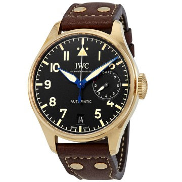 IWC Big Pilots Bronze Automatic Men's Limited Edition Watch