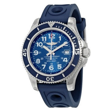 Breitling Superocean II 42 Automatic Blue Dial