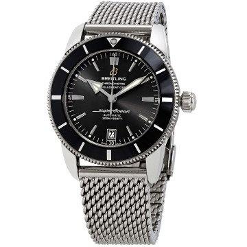Breitling Superocean Heritage II Automatic Chronometer Black Dial