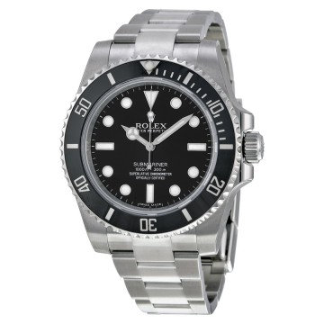 Rolex Submariner Automatic Black Dial