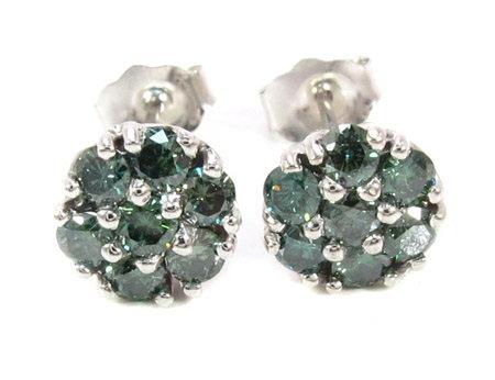 Green Diamond Cluster
